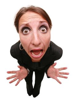 CridX Pest Solutions' Frustrated Woman - What's BUGGING You?